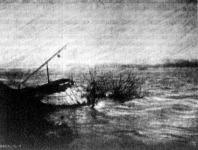 Zivatar a Dunán