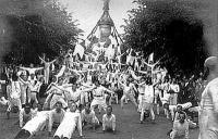 Tornaünnepély 1900-ban