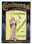Continental pneumatic hirdetés