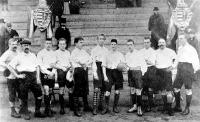 A B.T.C. 1897. okt. 31-én szerepelt csapata