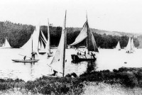 Regatta, 1900. Páris