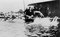 Az olimpiai úszás