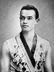 Bauer Rudolf olimpiai diszkoszvetőnk