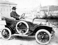 Automobil a századfordulón