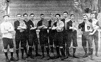 A Vienna Cricket and Football Club csapata