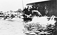 Olimpiai úszás