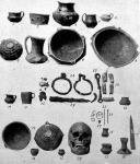 Az egyeki (hajdumegyei) bronzkori leletről