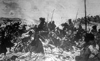 Oroszok visszavonulása Mukdennél