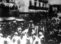 Vilmos császár Marokkóban