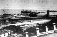 Az ogyesszai kikötő