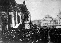 Rákóczi-ünnep Kolozsváron