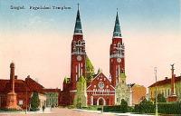 Szeged -  Fogadalmi Templom
