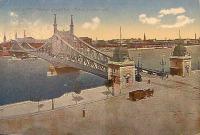 Budapest - Ferenc József híd