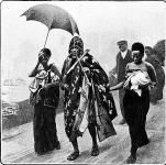 Behanzin - Dahomej királya ( 1906. május 5. )