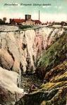 Aknaszlatina- korabeli képeslap
