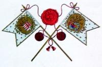 Rákóczi zászlók