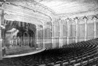 A színház nézőtere