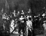 Rembrandt éjjeli őrség