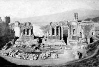 A taorminai görög színház