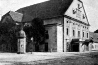 A kolozsvári régi színház