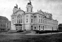 A kolozsvári új Nemzeti Színház