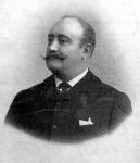 Kossuth Ferencz kereskedelmi miniszter