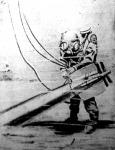 A torpedó kiemelése