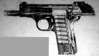 Az öntöltő pisztoly