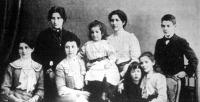 Henriette Fürth, a német nőmozgalom egyik apostolának gyermekei