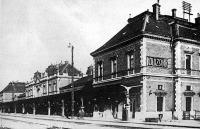 Kolozsvár pályaudvara