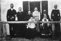 Bali Mihály hóhér és családja