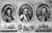Zrínyi  Péter, Nádasdy Ferenc és Frangepán Ferenc