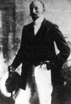 Komarowski Pany orosz gróf, az áldozat