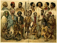 Afrikai népfajok