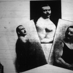 Stanislaus Czyganiewicz, Jess Pedersen es Jacob Koch birkózók