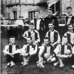 A Magyar Athletikai Club Football csapata, a Margitszigeti Ezüstlabda 1905. évi nyertese
