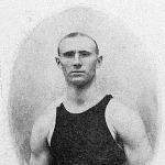 Halmay Zoltán, Angliában bajnokságot nyert magyar úszó