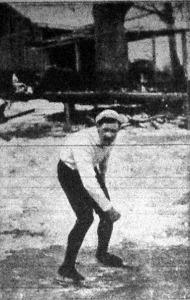 Péczely Andor (Budapesti Korcsolyázó Egylet), Magyarország 1905. évi gyorskorcsolyázó bajnoka