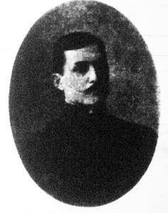 Wettstein Andor, a kardfőverseny harmadik helyezettje