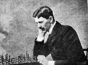 Maróczy Géza sakkmester