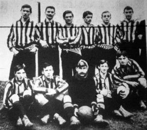 A Wienna Cricket and Football Club csapata