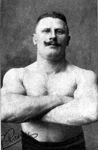 Weiss Richárd birkózó bajnok