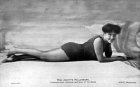 Annette Kellermann úszó