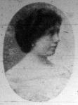 Madarász Margit, a Balaton 1905. évi hölgy lawn-tennisz bajnoka
