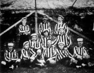 A Fiumei Atletikai Club Football csapata