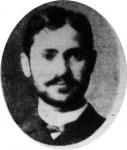 Dr Eránosz István ügyvéd, akiről napok óta szenzácziós közlemények jelennek meg a hírlapokban, melyek szerint az ügyvéd a spiritizmus és szuggesztió következtében elpusztult