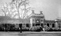A fővárosi muzeum épülete a Stefania körúton