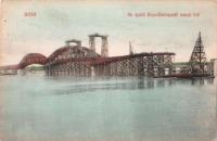 Az épülő baja-bátaszéki híd