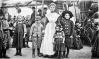 Az ifju Magyarország a tengeren