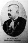 Dr. Mezőssy Béla földmívelésügyi államtitkár